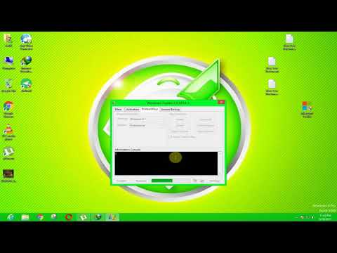Activate any Window OS - Free Product Key - USING Microsoft Tool Kit