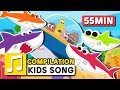 Larva KIDS BABY SHARK And Other Songs From Larva KIDS 25 English Kids Songs 55minutes mp3