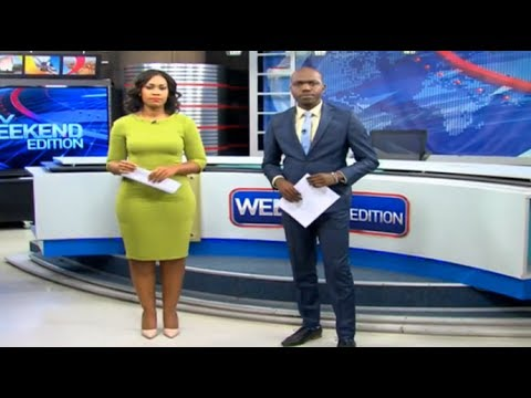 NTV Weekend Edition June 25, 2017 with Victoria Rubadiri and Larry Madowo