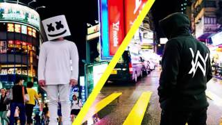 Alan Walker Marshmello ft. Sia - Euphoria (New song 2017)