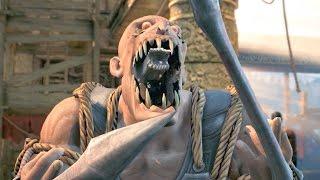 Mortal Kombat XL All Characters & NPC Perform Aliens Intro (Entrance 1)