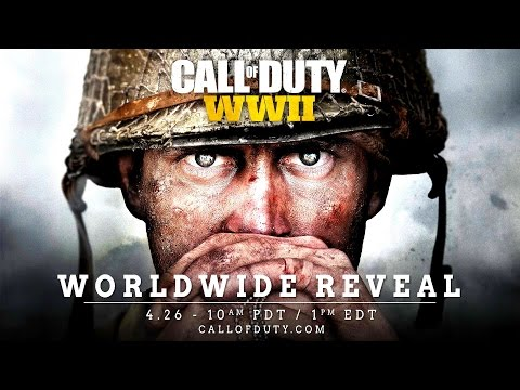 CALL OF DUTY WWII OFFICIALLY CONFIRMED! (Multiplayer, Zombies, and Campaign Talk)