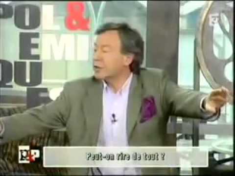 RARE   Alain Soral, Jean Pierre Mocky sur Dieudonné   Piques et Polemiques