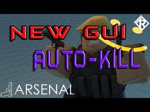 arsenal auto kill