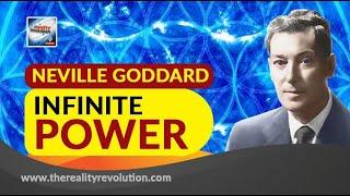 Neville Goddard Infinite Power