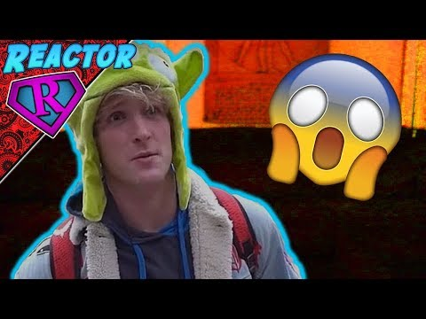 Defending Logan Paul For Showing An Hero In His VLOG (Over Reactor)