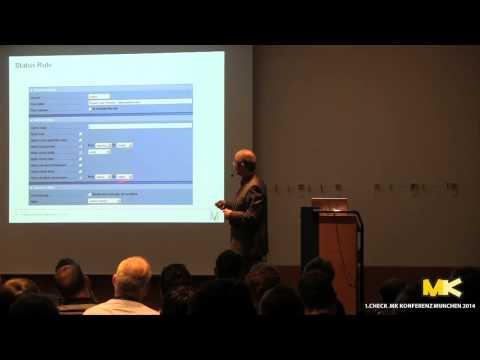 Hubert Bösl | Eventbasiertes Monitoring mit Check_MK beim Flughafen München