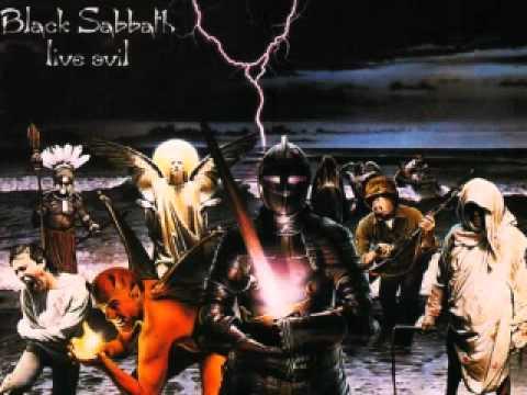 Black Sabbath - War Pigs ( Live Evil)