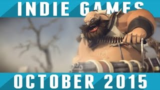Top 10 Best Indie Games of the Month - October 2015