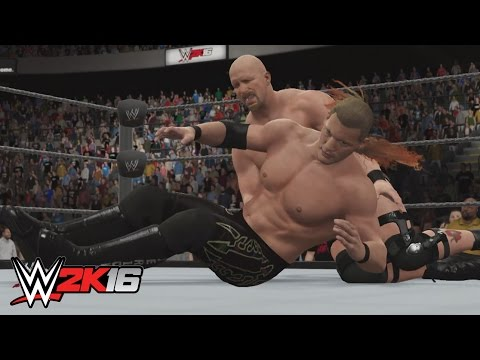 """Stone Cold"" vs. Chris Jericho (Vengeance 2001): WWE 2K16 2K Showcase walkthrough - Part 24"