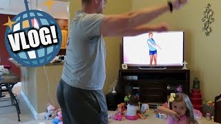 VLOG   Skin Update, Husband Learns How to Dance