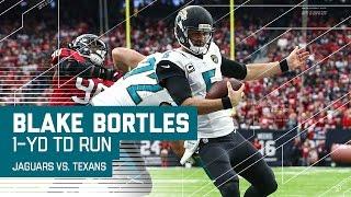 Osweiler's 2nd INT Sets Up Bortles' Bootleg TD Run! | NFL Week 15 Highlights