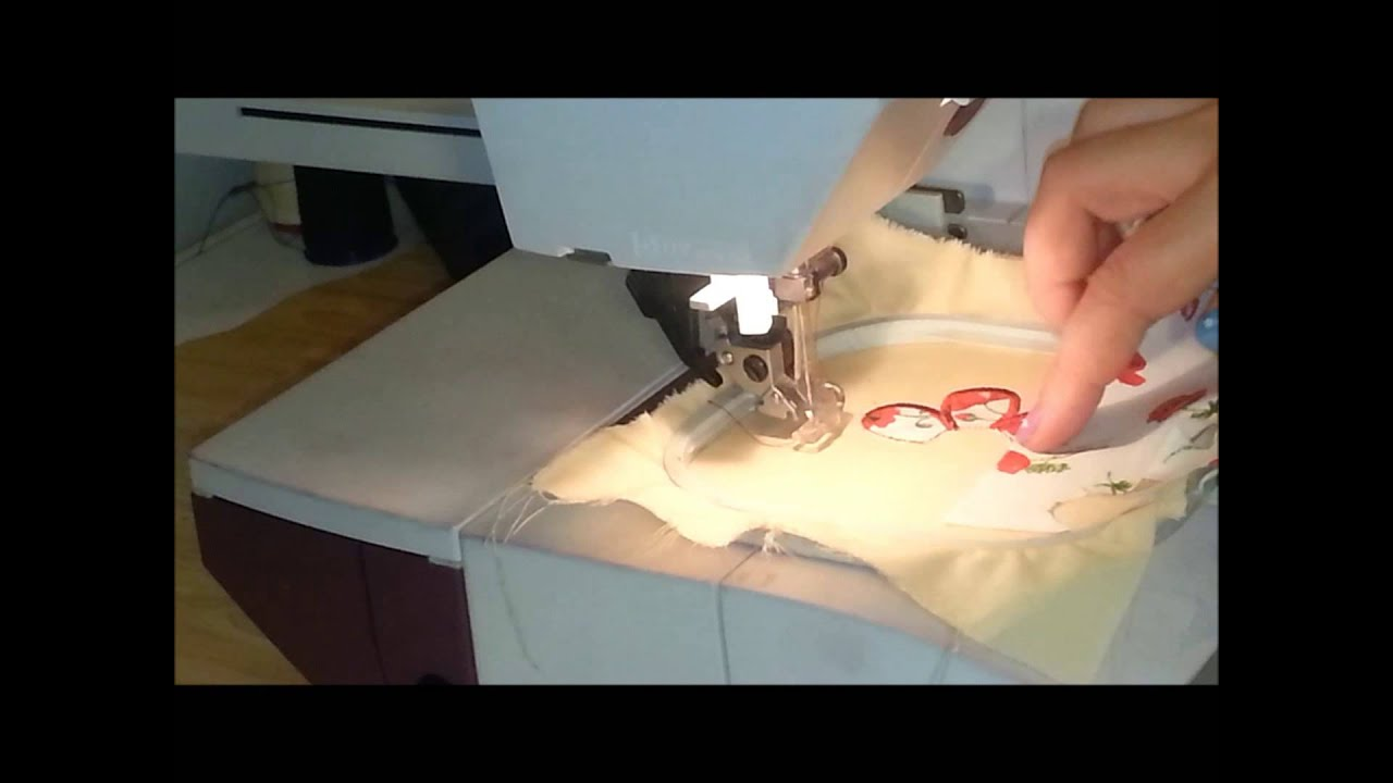 Beliebt Tutoriel #1~ Comment faire un appliqué en broderie machine  PD79