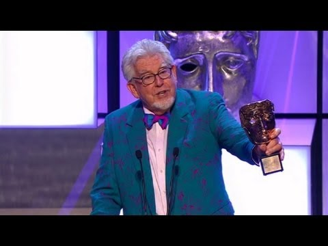 Rolf Harris's Speech: BAFTA Fellowship - The British Academy Television Awards 2012 - BBC One