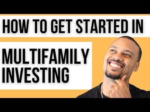Multifamily Investing Basics
