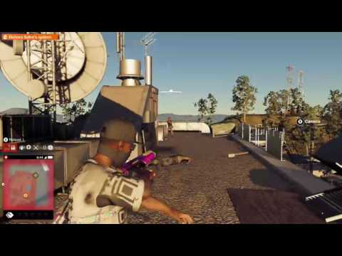 Watchdogs 2 Run Around
