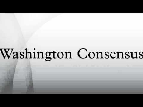Washington Consensus