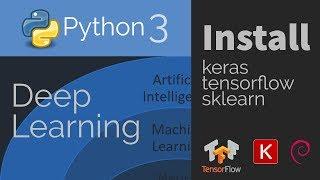 Beginner Keras / TensorFlow Tutorial for Deep Learning