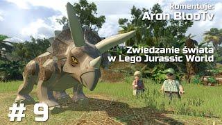 Zwiedzanie świata w Lego Jurassic World #9 Isla Sorna