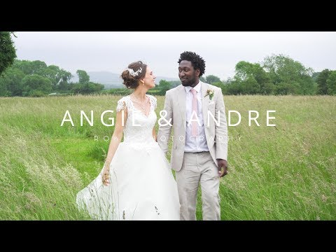 Hayhouse Farm, Festival Inspired Wedding Video | Andre & Angie | 4K