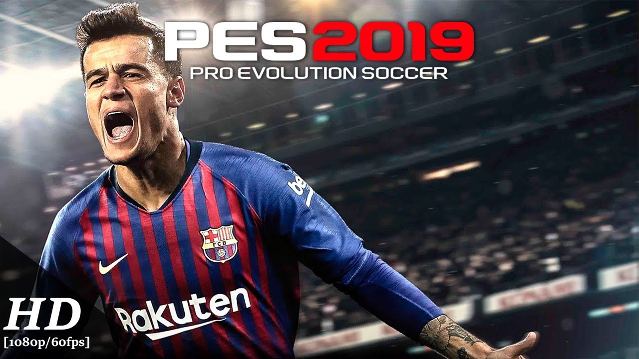 PES 2019 Pro Evolution Soccer 3 3 1 için Android - İndir
