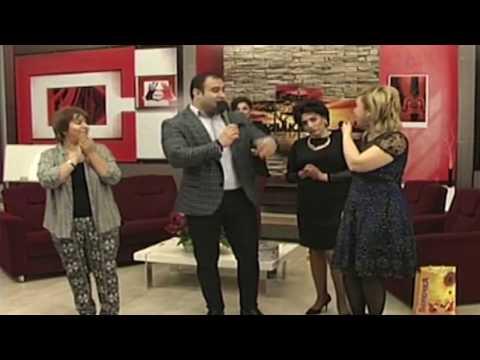 Rasim Mustafazade Dunya TV Birlikdeyik  Goy Gozlum