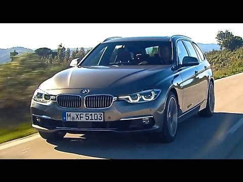 Bmw 3 Series Touring 2016 Review Luxury Line Bmw 330d F30 F31