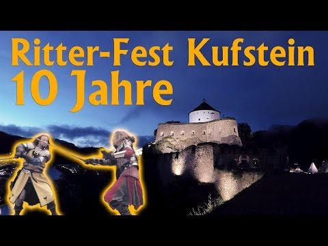 Vivat Kufstein - 10 Jahre Ritter-Fest Kufstein - [Offizieller Trailer 2018]