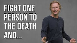 David Spade Answers the Internet's Weirdest Questions
