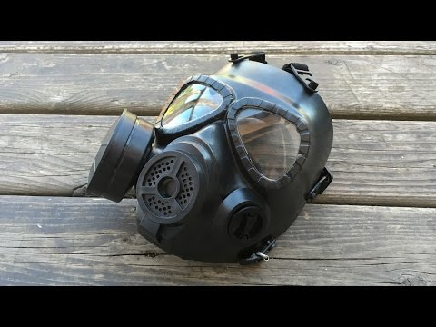 LighTake Replica Gas Mask Overview