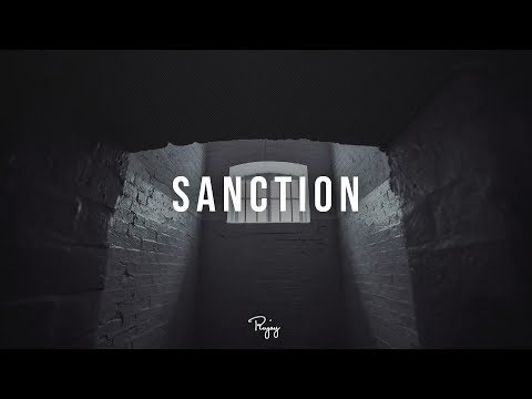 """Sanction"" - Evil Angry Trap Beat New Rap Hip Hop Instrumental  2019  MacMuzik Instrumentals"