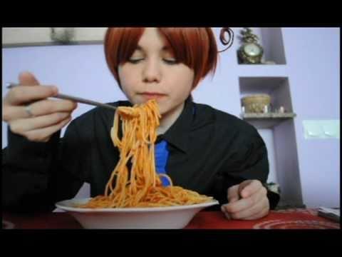 2 boys 1 spaghettis @ COSPLAY HETALIA S. ITALY & N. ITALY ...