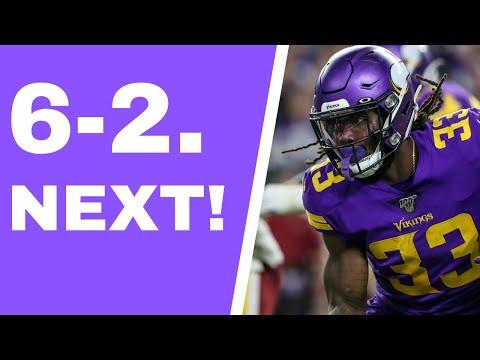 Vikings Win! Biggest Takeaways - Recap Of Week 8 Minnesota Win Against Washington (Vikings Ventline)