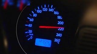 + 220km/h en GOLF - Runs sur Autoroute