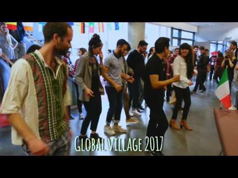Global Village Grenoble IAE 2017