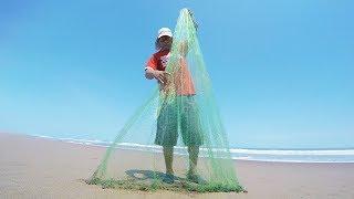 2 Formas de tirar la atarraya de Pesca