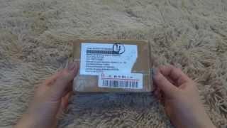Посылка с АлиЭкспресс - бижутерия