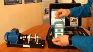 видео Лазерная центровка валов оборудования