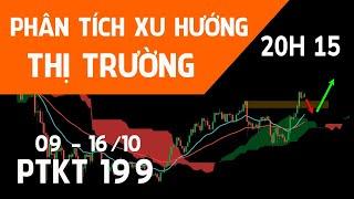 ???? [Trực tiếp] PTKT199 | Phân tich xu hướng Bitcoin, Gold, Forex, Chứng khoán 09 -16/10/21