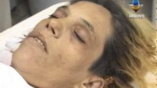 Repeat youtube video Família não identifica corpo no IML