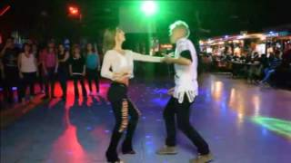 ROMEO SANTOS   IMITADORA  bachata dance    IVANCIÑODJ