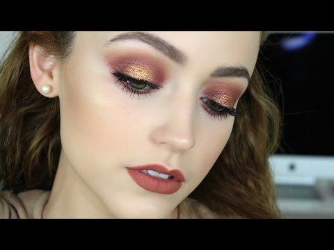 Anastasia Modern Renaissance   Makeup Tutorial