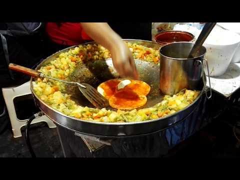 CIBO MESSICANO STREET FOOD! TORTILLAS! MEXICO AGUASCALIENTES..VIAGGIO..TRAVEL