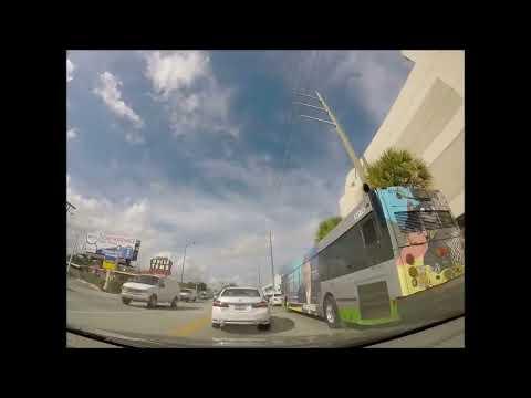 Florida - Miami - HWY 41/Tamiami Trail - Timelapse - 2 1 17