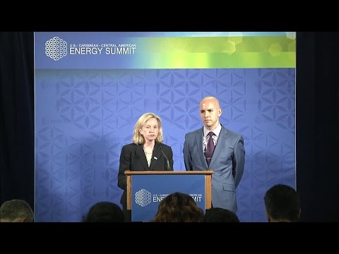 U.S.-Caribbean Central American Energy Summit Press Briefing