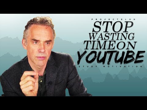 Stop Wasting Time On YouTube! - Study Motivation