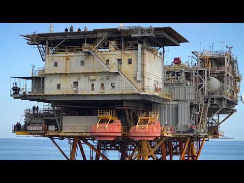 Shell's Cougar Platform Becomes an Artificial Reef