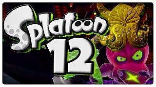 Let's Play SPLATOON Part 12: Mega epischer Final Fight gegen DJ Oktario