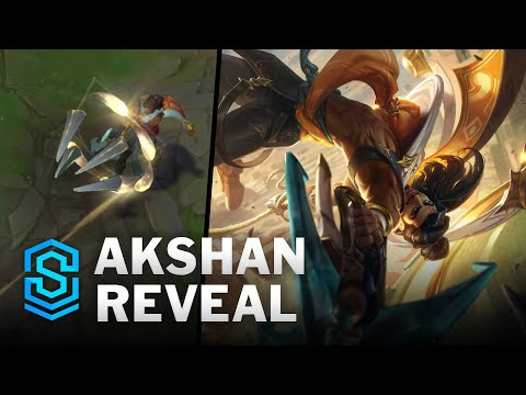 Akshan, the Rogue Sentinel Ability Reveal | New Champion