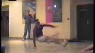 B-Boy Storm Trailer 1993 oldschool Breakdance